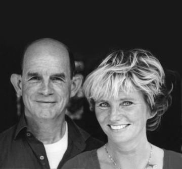 Joop Visser en Jessica van Noord