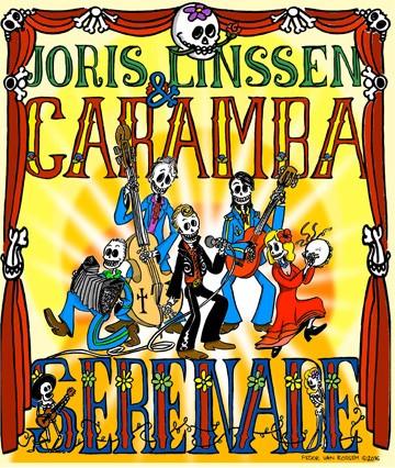 Joris Linssen & Caramba - Serenade