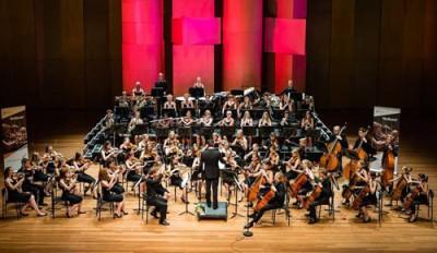 SYMFONIEORKEST DE HARMONIE - Pfitzner, Ibert en Mozart