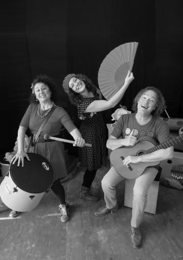Samba Salad - Zingen zonder zijwieltjes