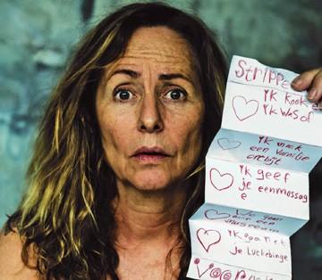Angela Groothuizen - Lueke binge