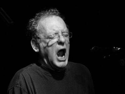 Phil Minton - Jazzfietstour