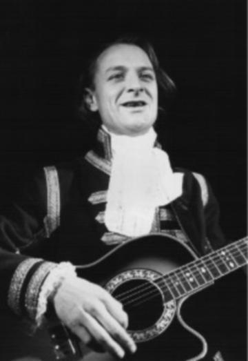 Jeroen van Merwijk en Kiki Heessels -  'De Troubadour' en 'Sneeuwwitje'
