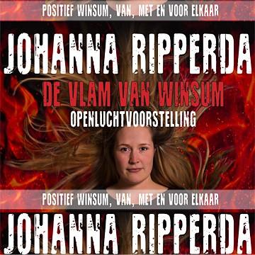JOHANNA RIPPERDA, de Vlam van Winsum