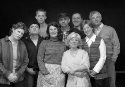 Theatergroep Waark - Gele bloumen