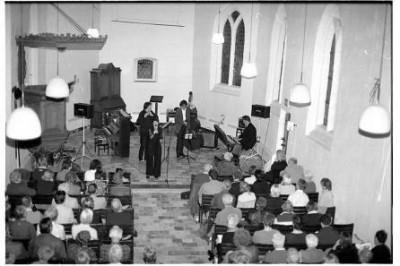 Een reis door Winsumer Muziek ter gelegenheid van het 25-jarig bestaan
